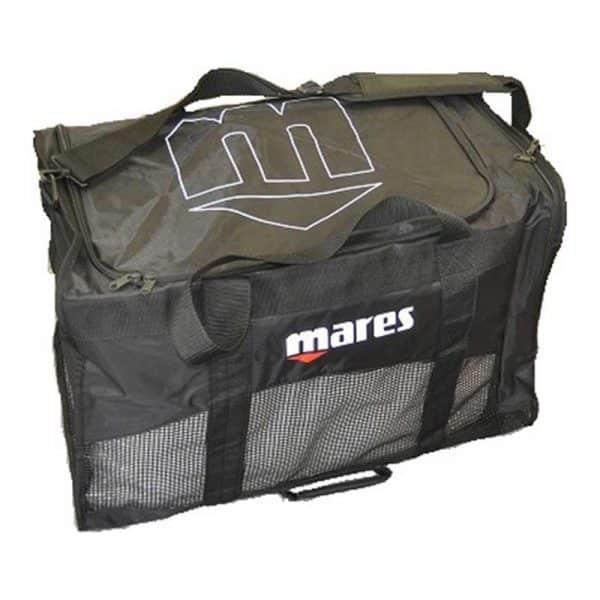 Mares-MA0520-Mesh-Bag日本仕樣版四方網袋
