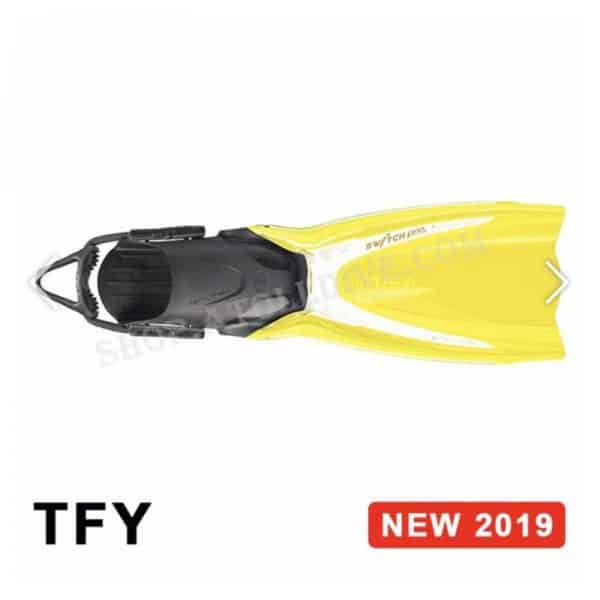 TUSA HYFLEX SWITCH PRO SF-0107 蛙鞋