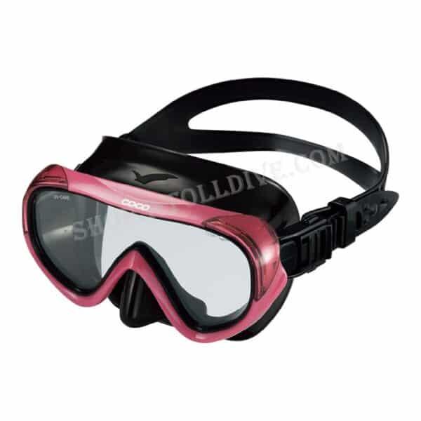 GULL COCO MASK 女性專用潛水面鏡